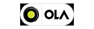 Ola Cabs Gift Card Logo