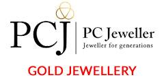 PC Jeweller Gold Coin Gift Card Logo